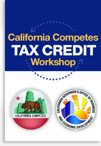 California Competes Tax Credit Workshop